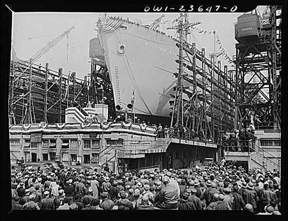 Bethlehem-Fairfield Shipyard