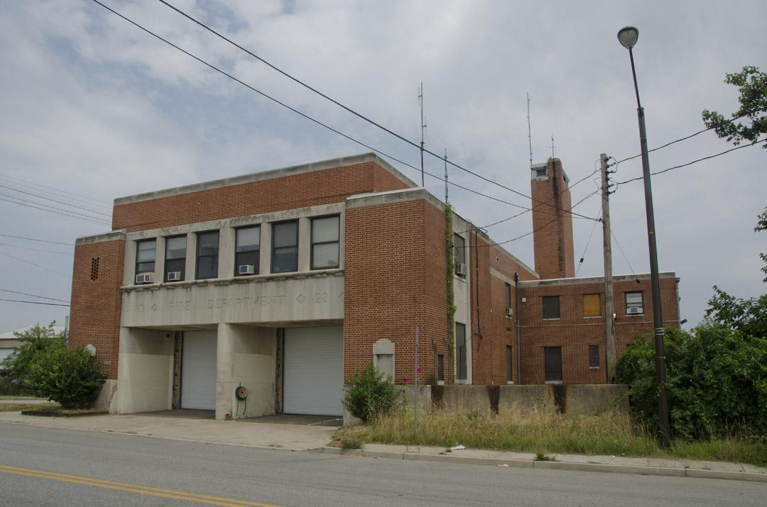 Fairfield Firehouse