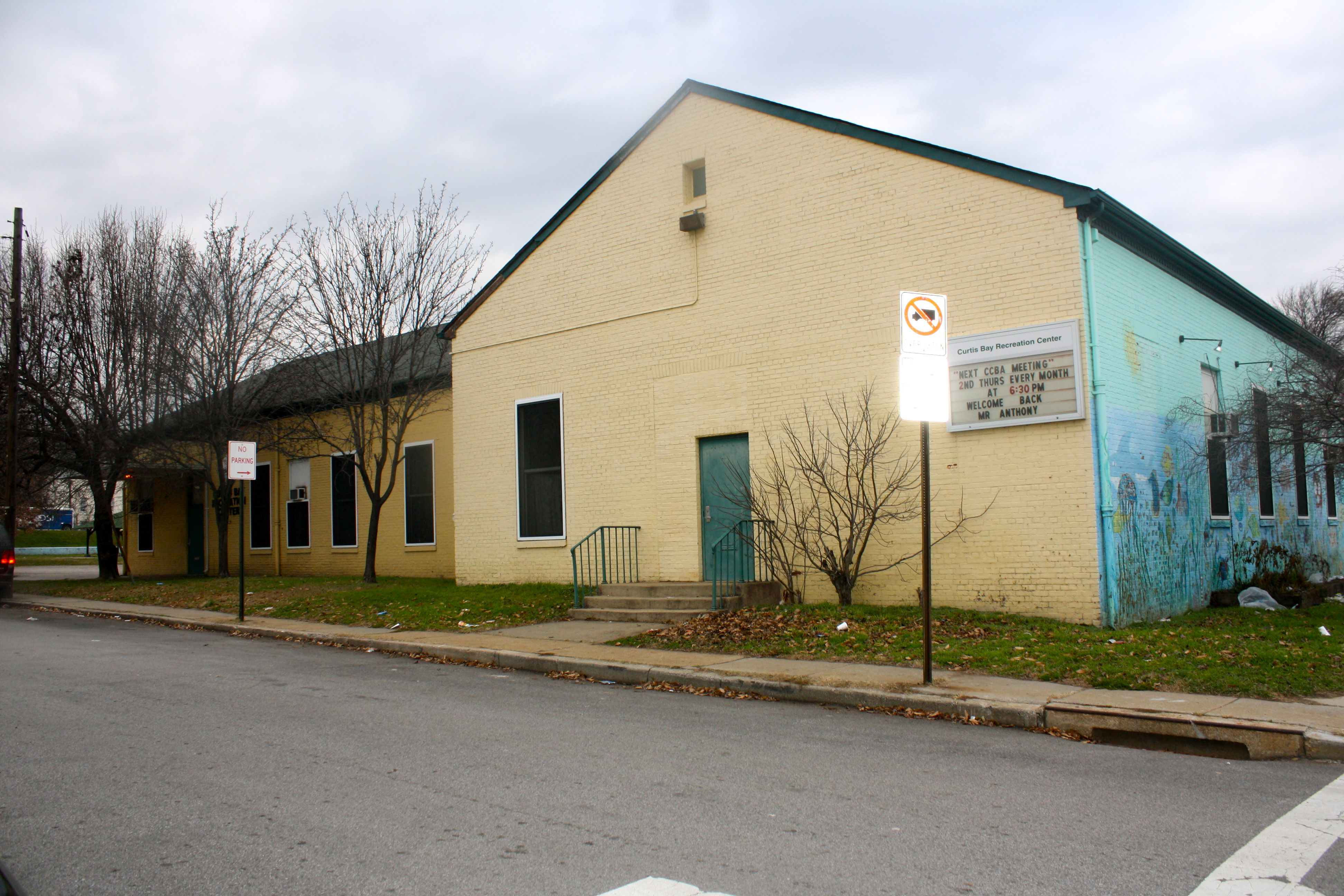 Curtis Bay Recreation Center